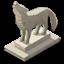 LimestoneWolfStatue Icon.png