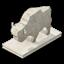 LimestoneBisonStatue Icon.png