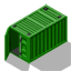 ShippingContainerGreen Icon.png
