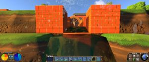 Screenshot Aqueduct V-Shape